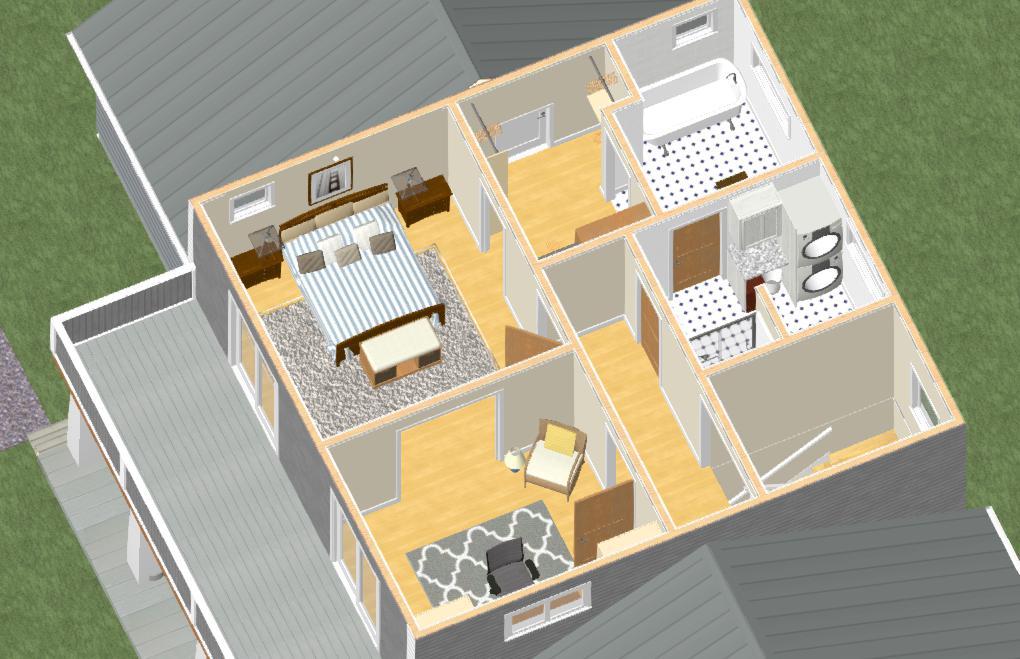 Future Master Suite